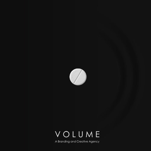 VOLUME | 2019 | Agency Brochure