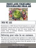Fruit And Vegetable Suppliers For Restaurants - Page 3