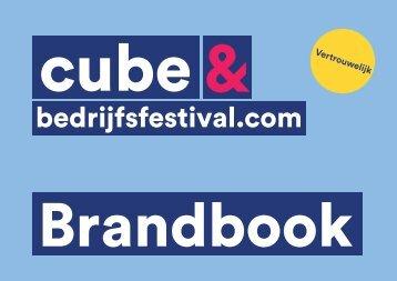 Brandbook CUBE