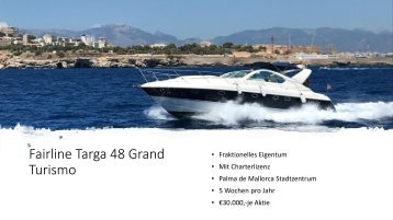 Fairline Targa 48 GT DEU