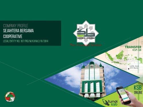 Company Profile Ksp Sejahtera Bersama
