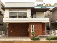 The Lake View Address Flats & Villa for sale in Bangalore