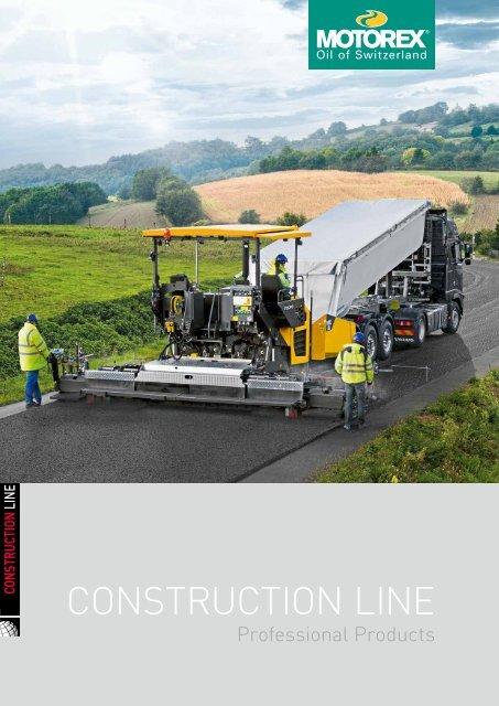CONSTRUCTION LINE Brochure EN SE