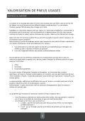 Pneus Usagés - Recyclage et valorisation - Page 3