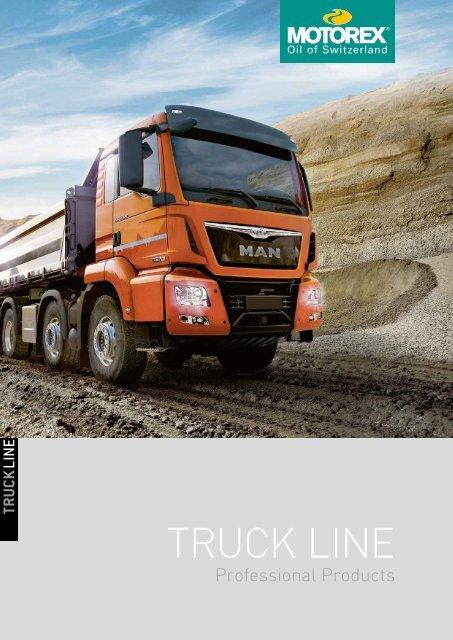 TRUCK LINE Brochure DE FR IT