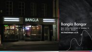 Bangla Bangor- Best Indian Restaurant & Takeaway in Main Street, Bangor