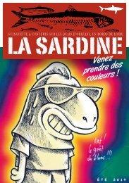 Guinguette La Sardine Orléans programme 2019