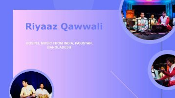 Enjoy Hindu Qawwali Songs