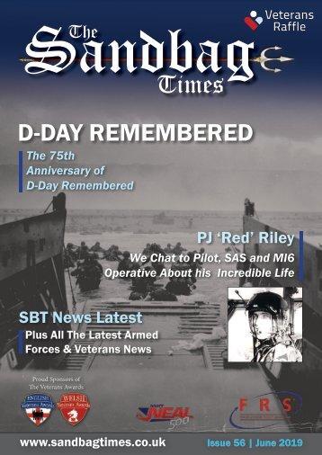 The Sandbag Times Issue No:56