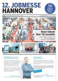 Der Messe-Guide zur 12. jobmesse hannover