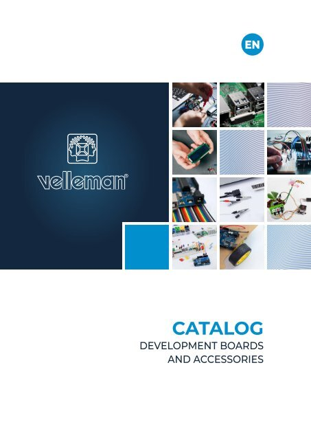 Velleman - Catalogue Development Boards - EN