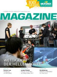MOTOREX Magazine 2017 109 AT