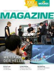 MOTOREX Magazine 2017 109 AT