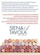 Siena a Tavola 2019/2020 - Page 3