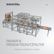 Packer & Produktschutzfalter