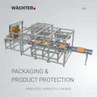Packaging & Product Protection