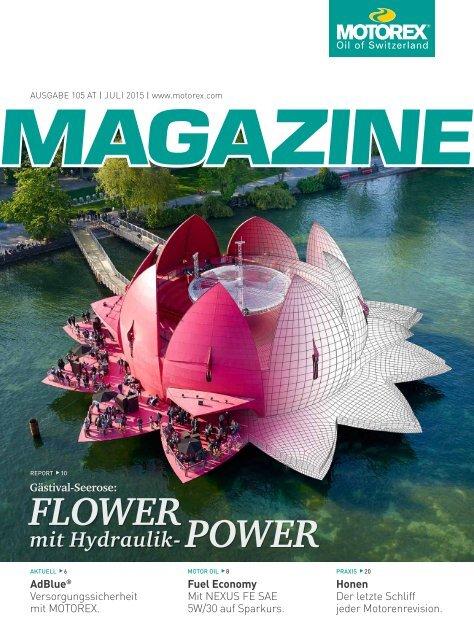 MOTOREX Magazine 2015 105 AT