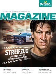 MOTOREX Magazine 2014 103 AT