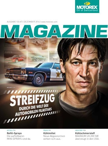 MOTOREX Magazine 2014 103 AT