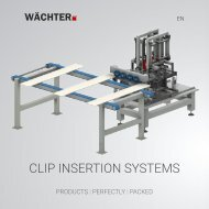 Clip Insertion Systems
