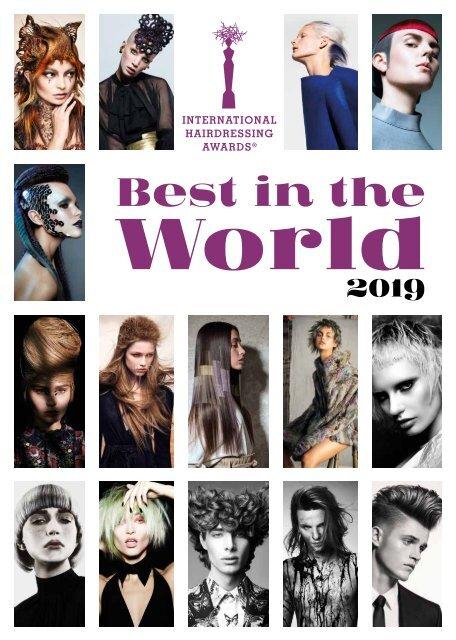 International Hairdressing Awards - Best in the world 2019 - Estratto