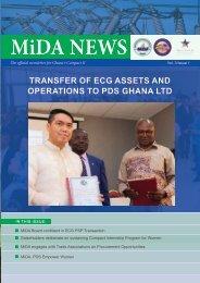 MiDA Newsletter_Vol3_Issue 1 March 2019