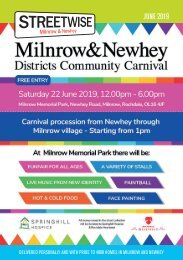 Milnrow & Newhey June 2019