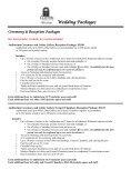 TCC wedding rentals info 2019-06 - Page 5
