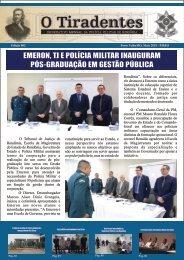Jornal O Tiradentes - 2 edição