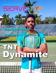 Serveitup Tennis Magazine #41