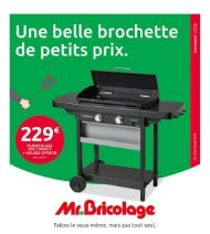 MrBricolage catalogue 12 juin-23 juin 2019