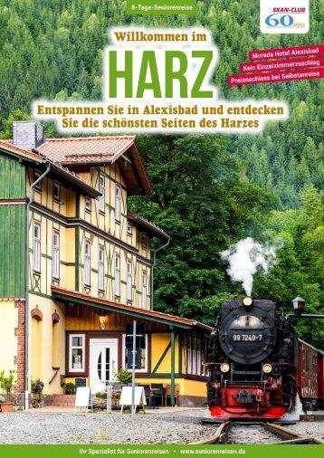 Willkommen im Harz