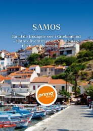 Destination: samos