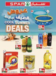 SPAR flyer from 12 to 18 June 2019