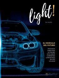 LIGHT! 004 | El vehículo del futuro