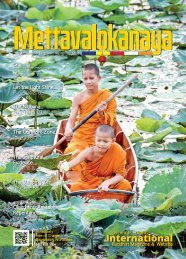 Mettavalokanaya_International_Buddhist_Magazine_May_2019