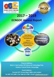 Annual Report 2017 - 2018