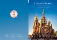 Russland-Reisen-Katalog 2020