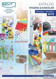 Katalog HYGIENA & KANCELÁŘ 2019