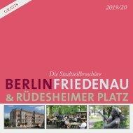 2. Stadtteilbroschüre Friedenau & Rüdesheimer Platz