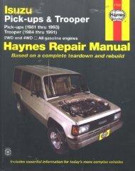11110894-Isuzu_Truck_Service_Repair_Workshop_Manual_1981-1993