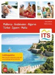Mallorca - Andalusien - Algarve - Türkei - Zypern - Malta
