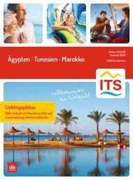 Ägypten - Tunesien - Marokko