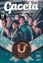 Gaceta UAQ 17 | Mayo 2019