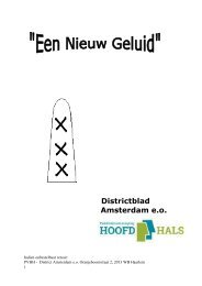 Districtblad 76 - juni 2019