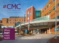CMC Annual Report–FY2018