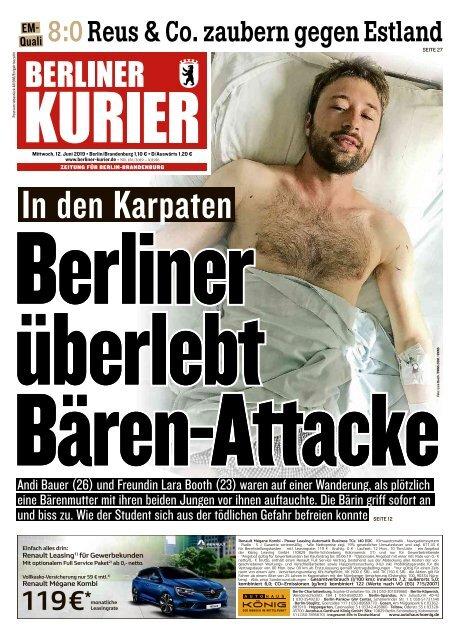 Berliner Kurier 12.06.2019