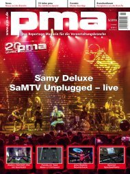 pma Ausgabe 5/2019 Leseprobe