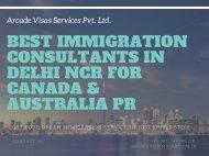 Arcade Visas Services Pvt. Ltd.