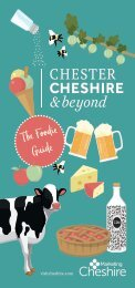 Cheshire Foodie Guide